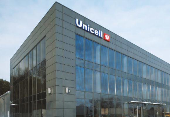 Budynek firmy Unicell Poland Sp.z.o.o. w Wasilkowie