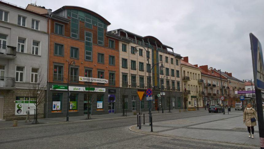 Kamienica przy ul.Lipowej 19 w Białymstoku